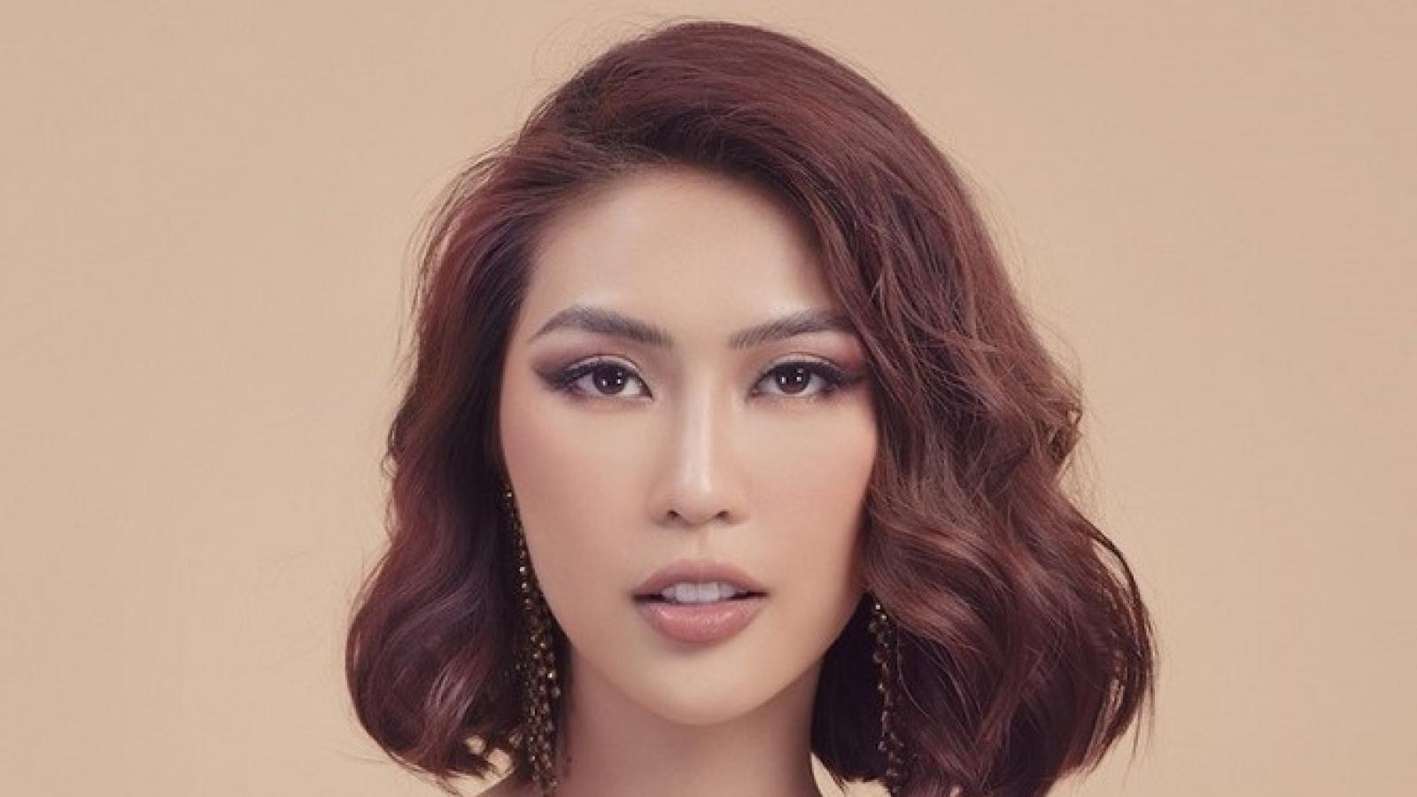 Hoa hậu Tường Linh bức xúc khi bị nhắc đến trong đường dây bán dâm