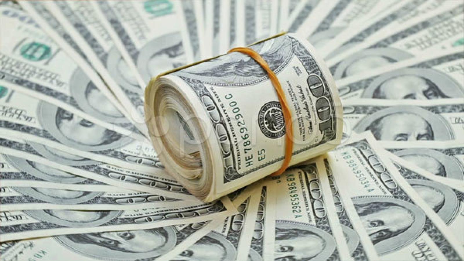 Giá USD trong nước giảm nhẹ
