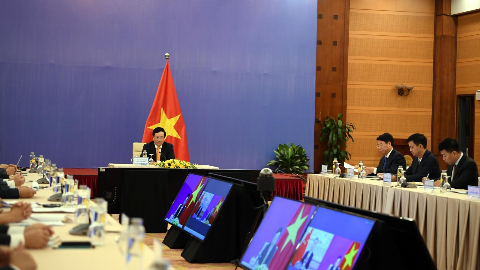 Trung Quốc cảm ơn Việt Nam chia sẻ những khó khăn do mưa lũ