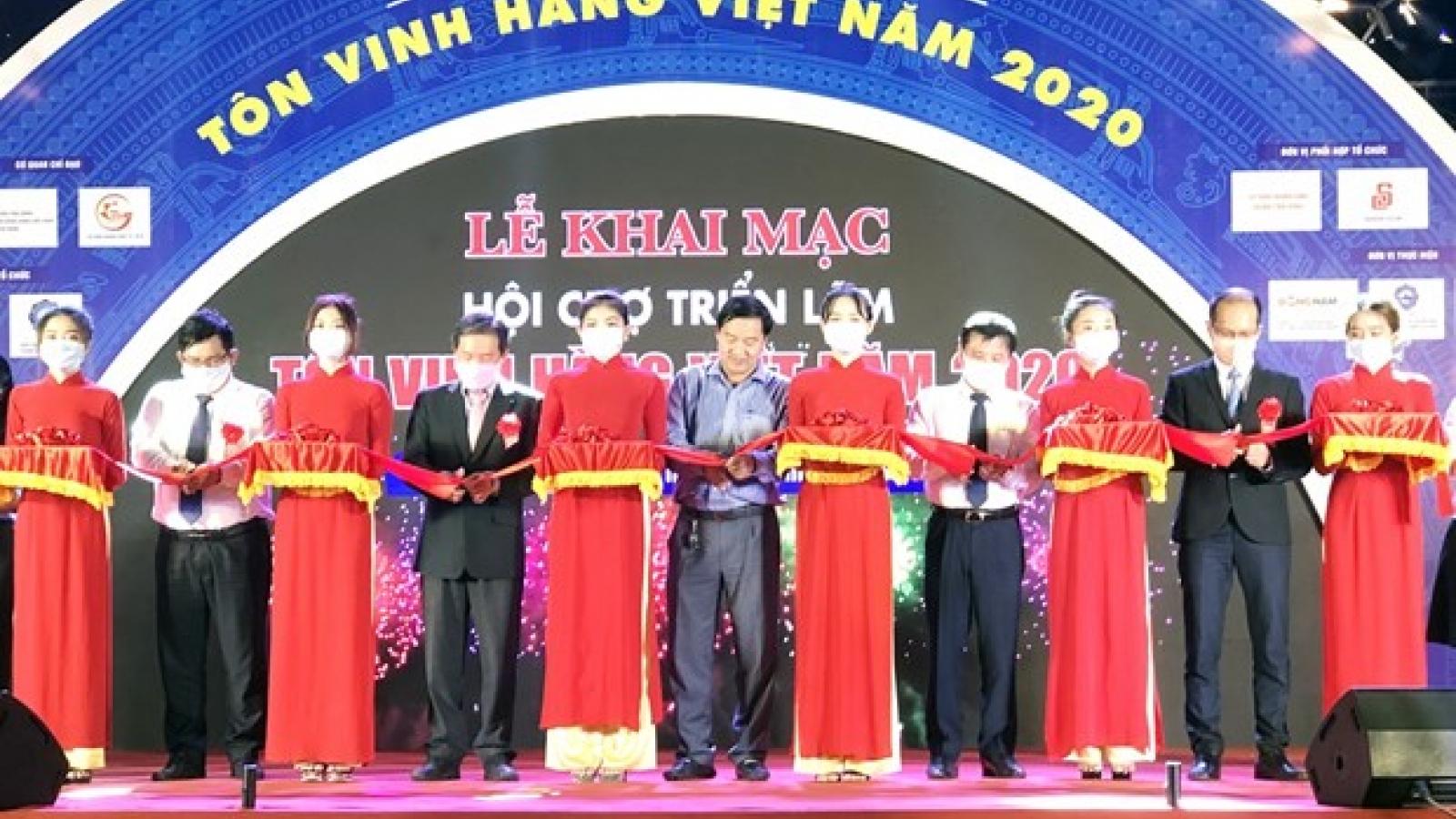 Trade fair honours Vietnamese goods