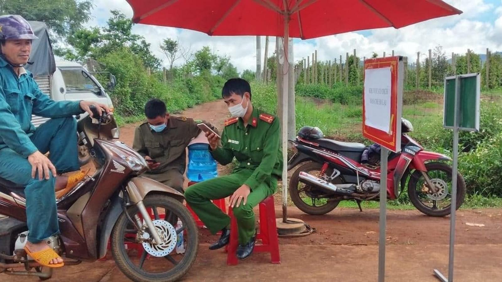 Gia Lai cách ly 1 làng để dập dịch bạch hầu