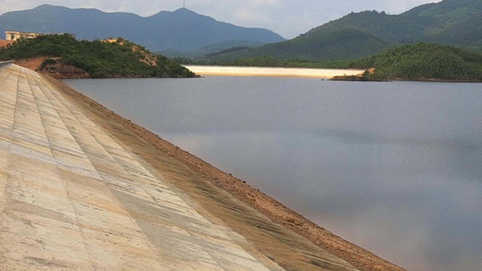 Hàng chục hồ thủy lợi ở Bình Định nguy cơ hỏng đập nếu không gia cố