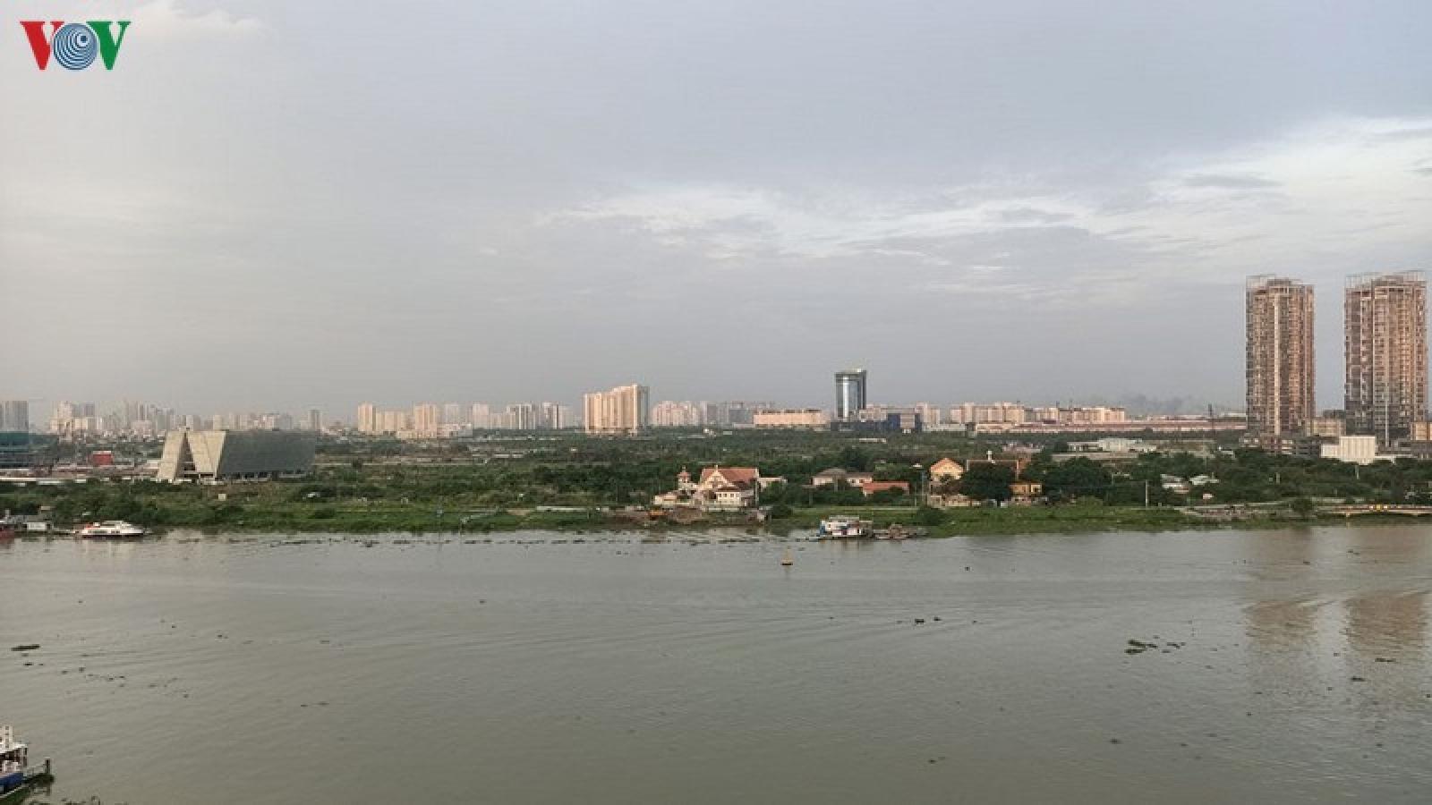 Đề xuất đấu giá quyền sử dụng đất hơn 300.000 m2 tại Thủ Thiêm