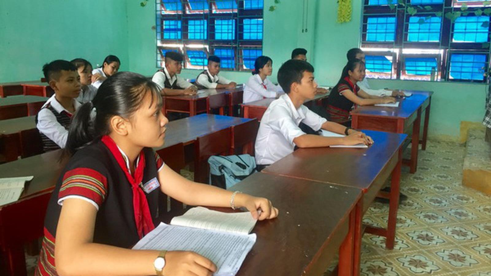 Các tỉnh miền Trung sẵn sàng cho kỳ thi tốt nghiệp THPT năm 2020