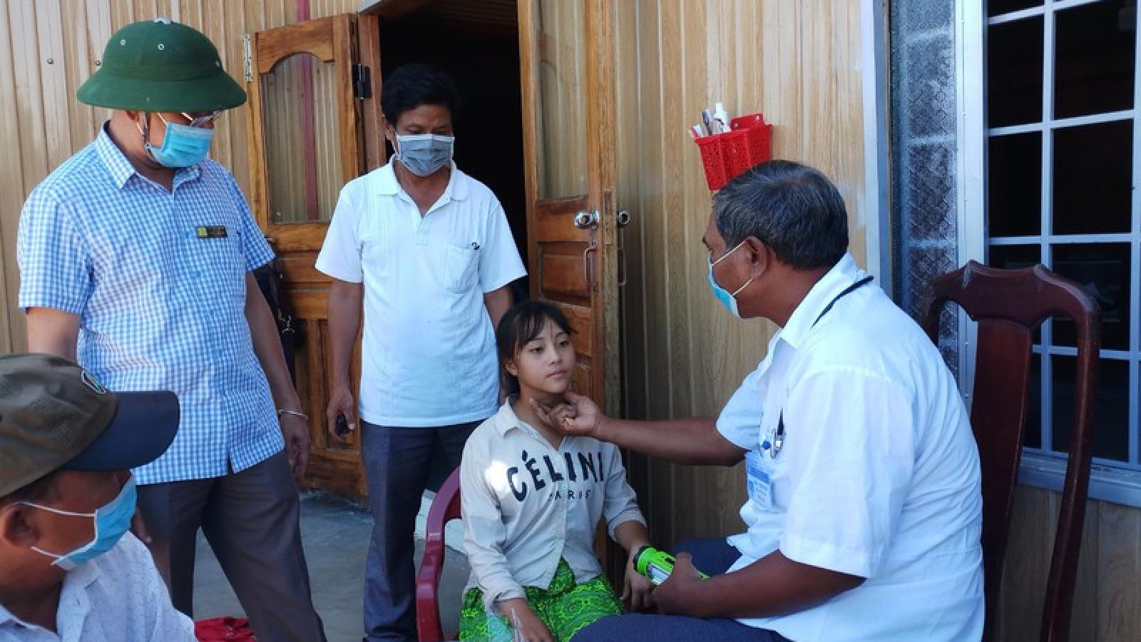 Một thai phụ ở Đắk Lắk dương tính với vi khuẩn bạch hầu