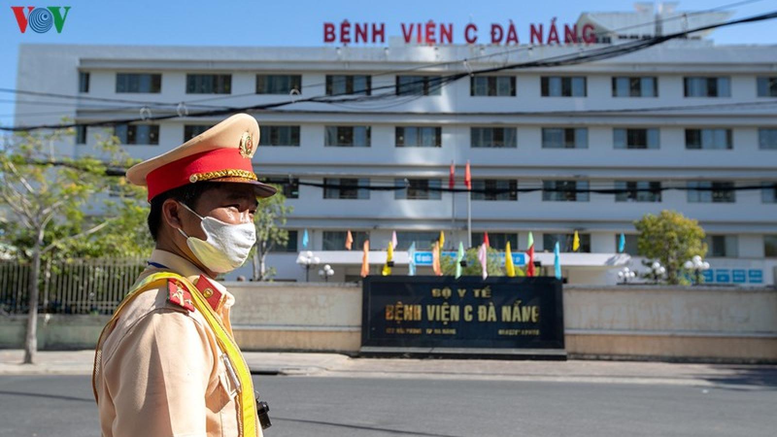 Phần lớn ca mắc Covid-19 mới có liên quan đến Bệnh viện Đà Nẵng