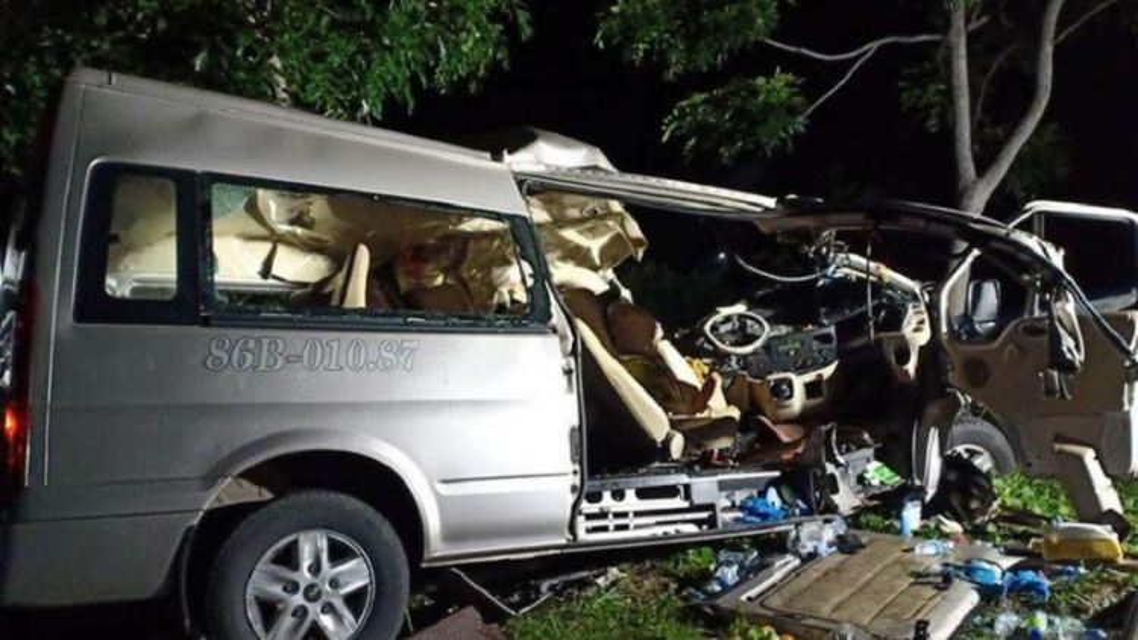 Danh tính nạn nhân trong vụ tai nạn giao thông thảm khốc tại Bình Thuận