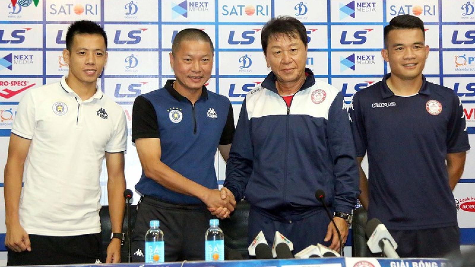 Vòng 11 V-League 2020: TPHCM – Hà Nội là trận đấu then chốt