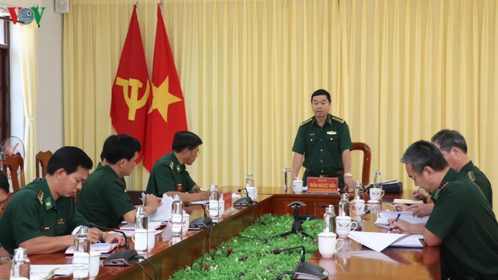 Bắt giữ gần 400 người xuất, nhập cảnh trái phép tại An Giang
