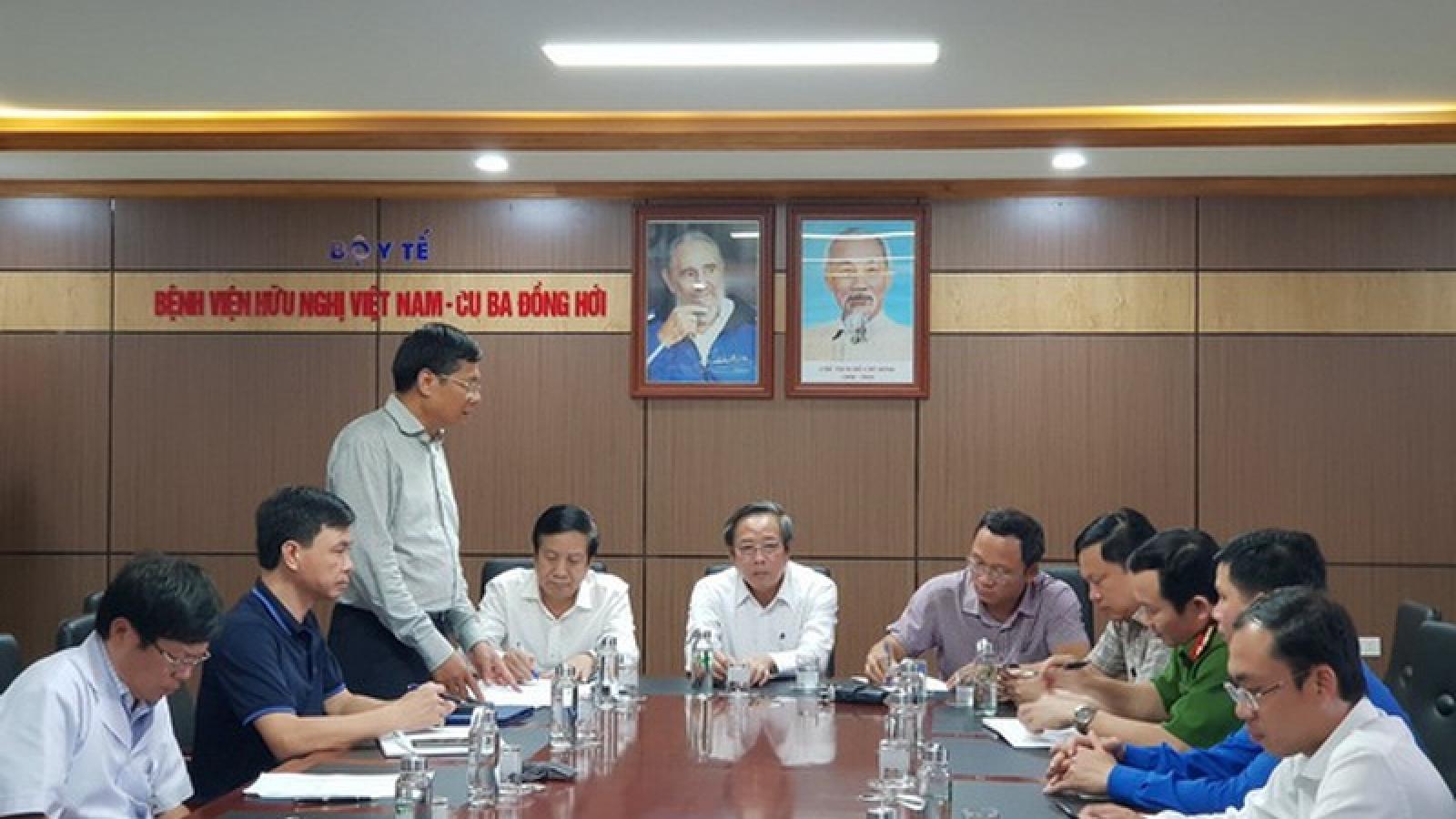 Tài xế xe khách tai nạn ở Quảng Bình không đủ điều kiện lái xe 45 chỗ