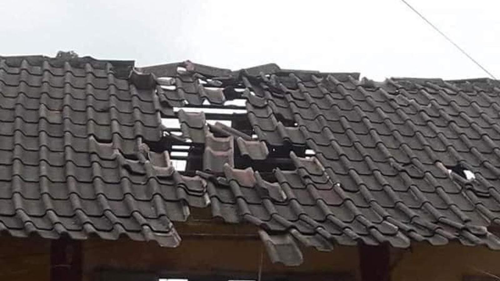 Khẩn trương khắc phục thiệt hại sau các trận động đất tại Mộc Châu
