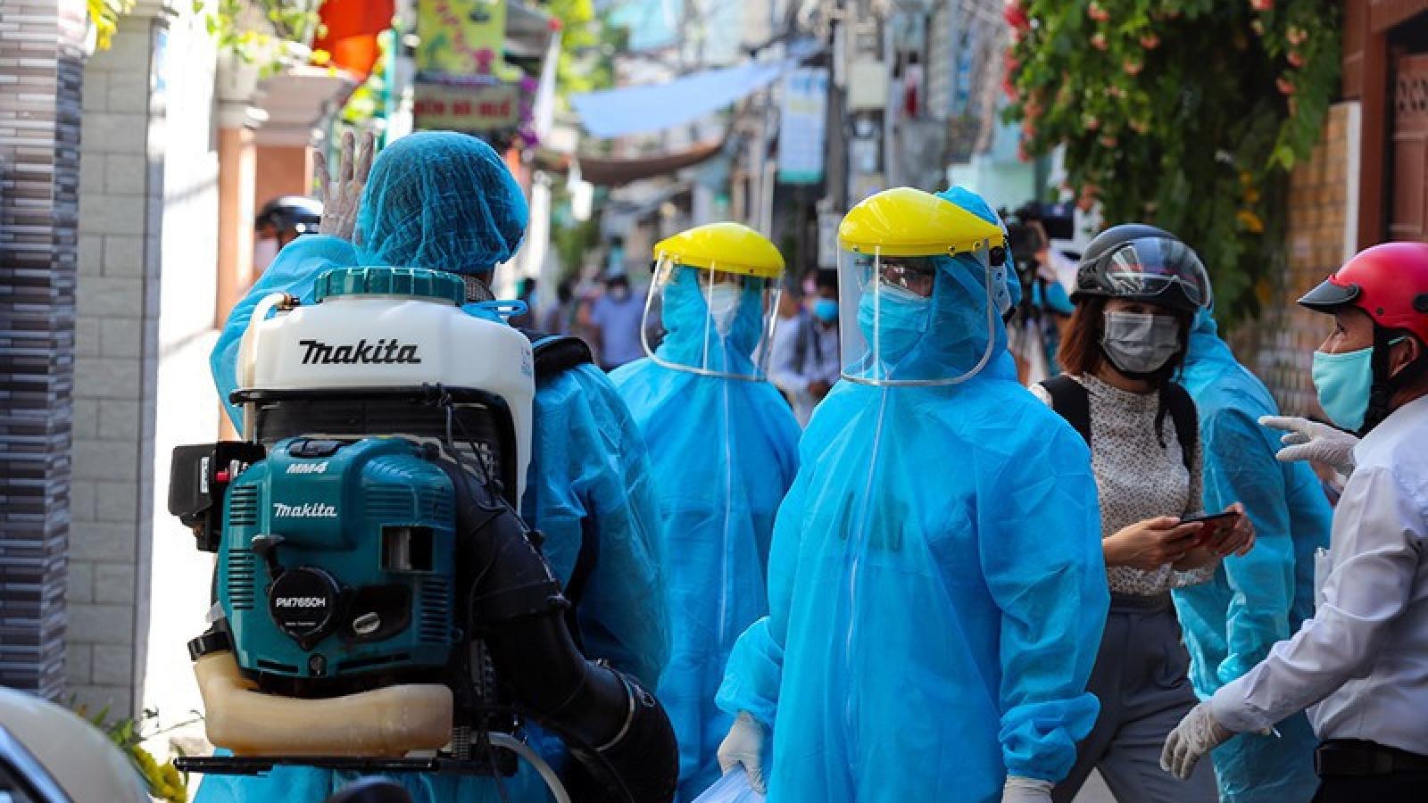Ninh Thuận và Bình Thuận tăng cường công tác phòng chống dịch Covid-19