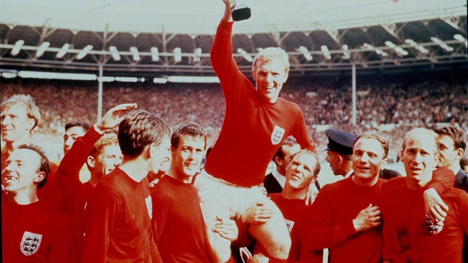 """Ngày này năm xưa: ĐT Anh vô địch World Cup nhờ """"bàn thắng ma"""""""