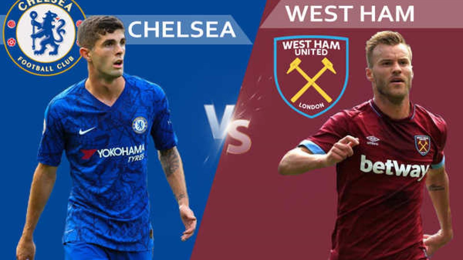 West Ham - Chelsea: David Moyes tặng quà ý nghĩa cho MU?