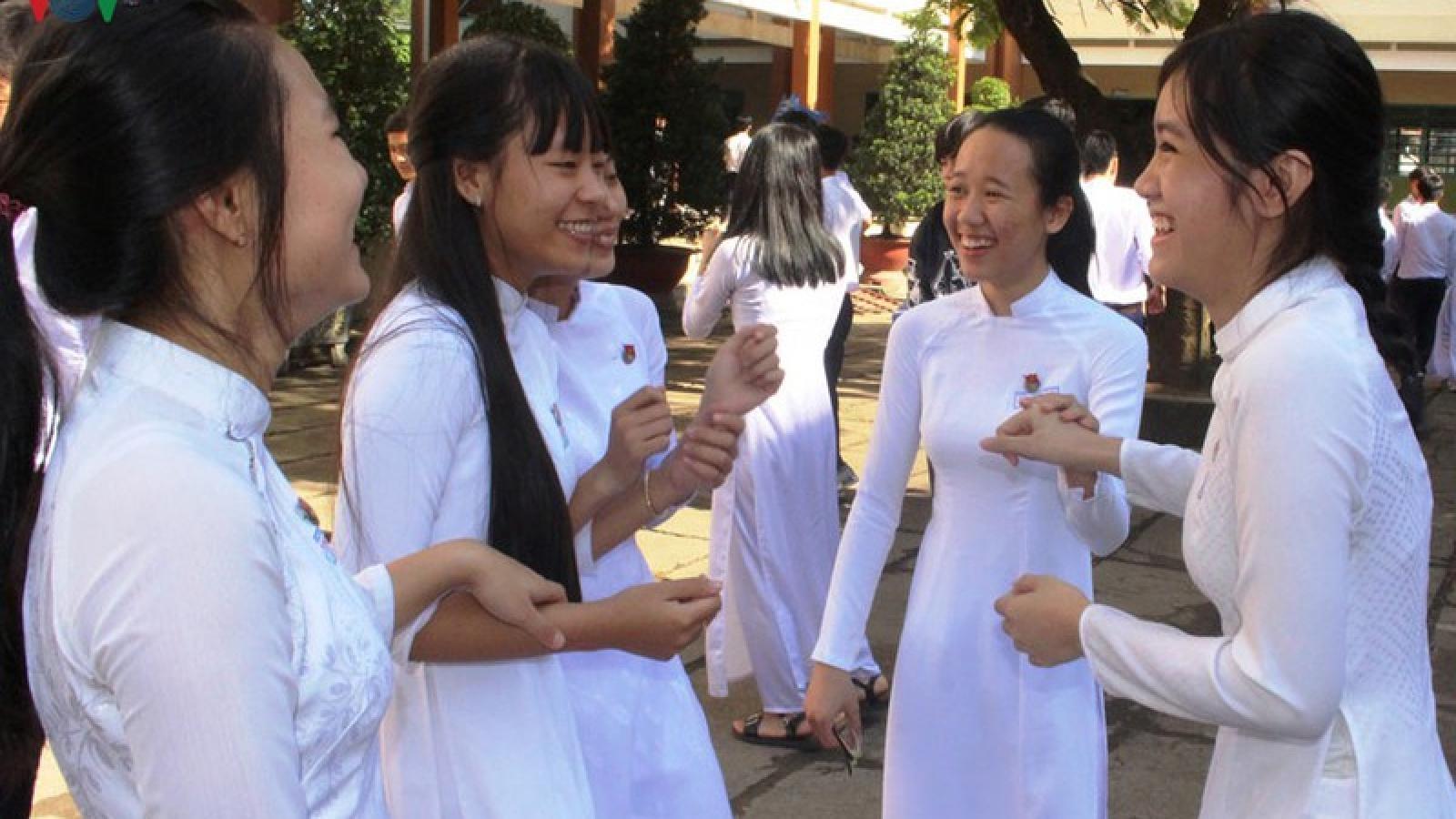 Công bố điểm trúng tuyển Trường chuyên Đại học Sư phạm Hà Nội