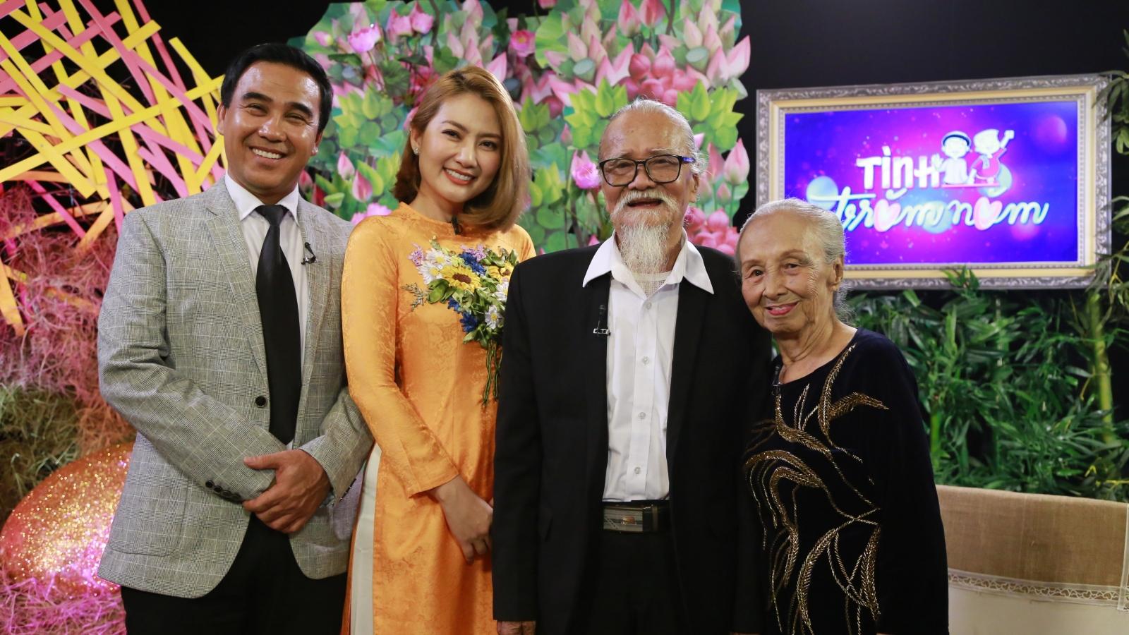 MC Quyền Linh xúc động trước cuộc hôn nhân nửa thế kỷ của nghệ sĩ Hữu Thành