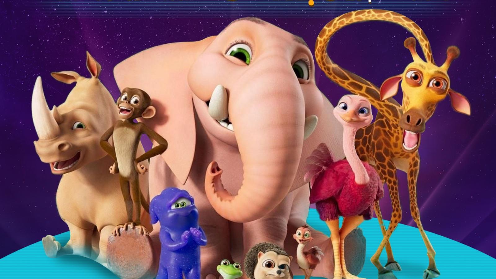 """Phim hoạt hình """"Jungle Beat"""" với hơn 1 tỉ lượt xem, đến với khán giả Việt Nam"""