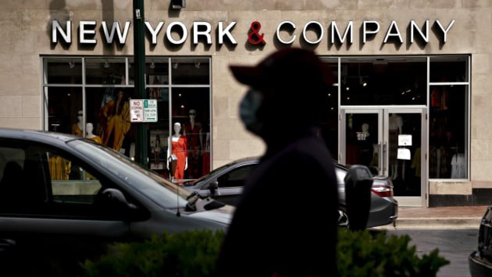Khó khăn vì Covid-19, nhiều nhà bán lẻ tại Mỹ phá sản