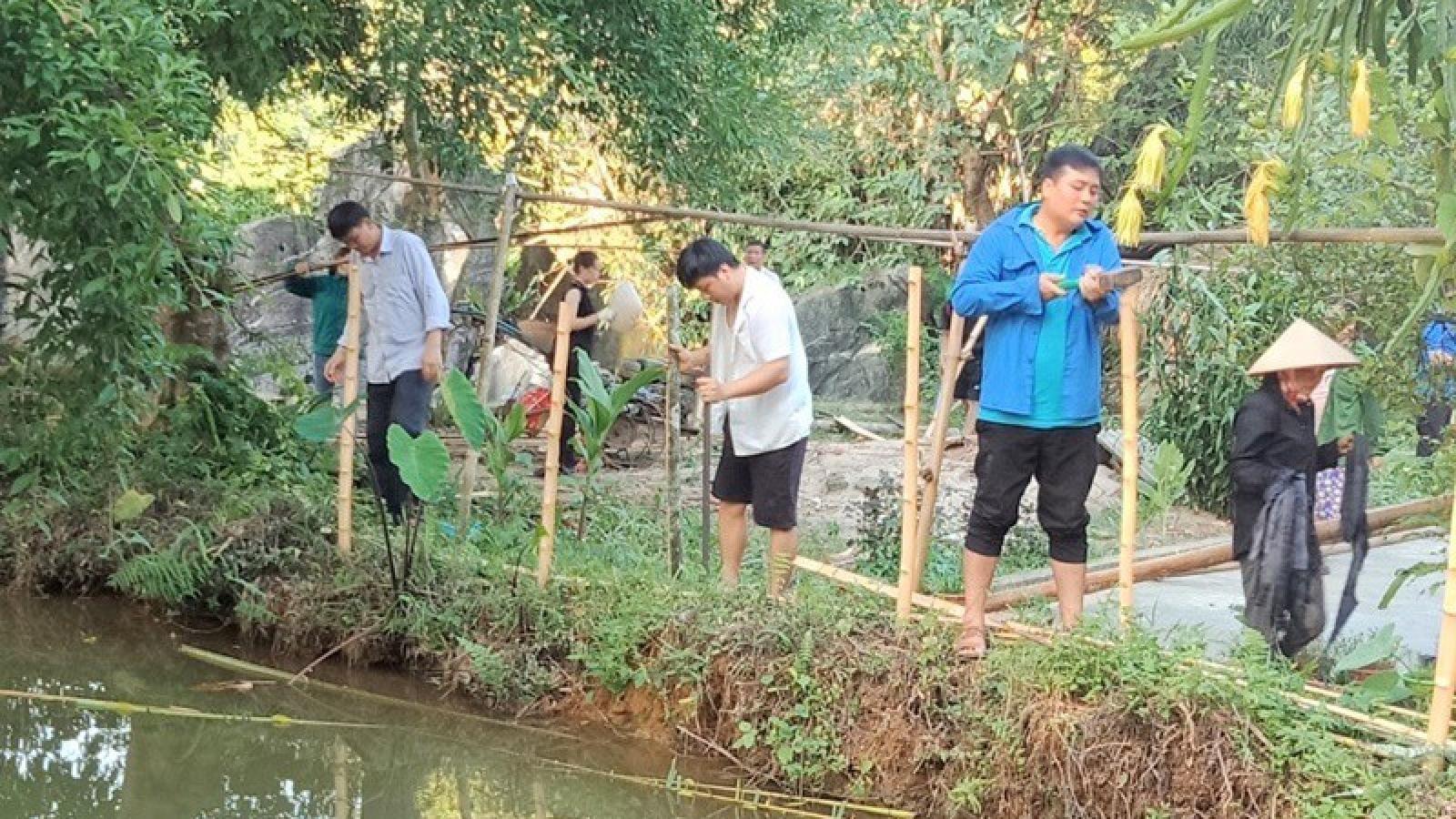 Rà soát lại toàn bộ hệ thống ao, hồ có nguy cơ xảy ra đuối nước