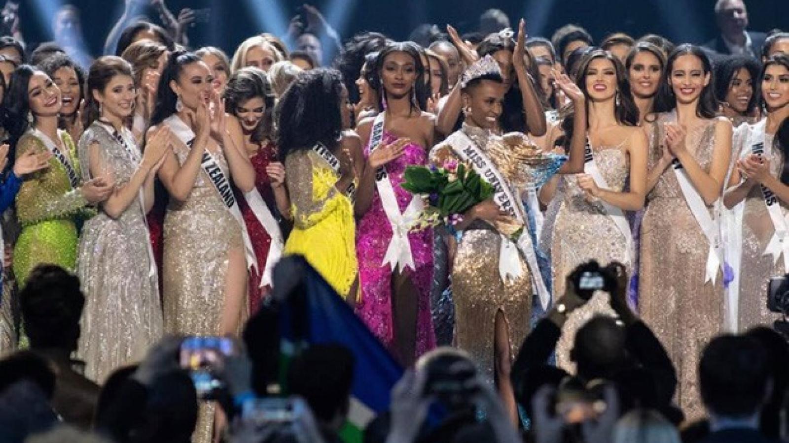 Miss Universe 2020 chính thức thông báo hoãn thi vì dịch Covid-19
