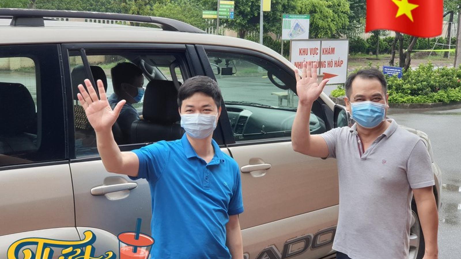 Bệnh viện Bệnh Nhiệt đới Trung ương lên đường chi viện cho miền Trung
