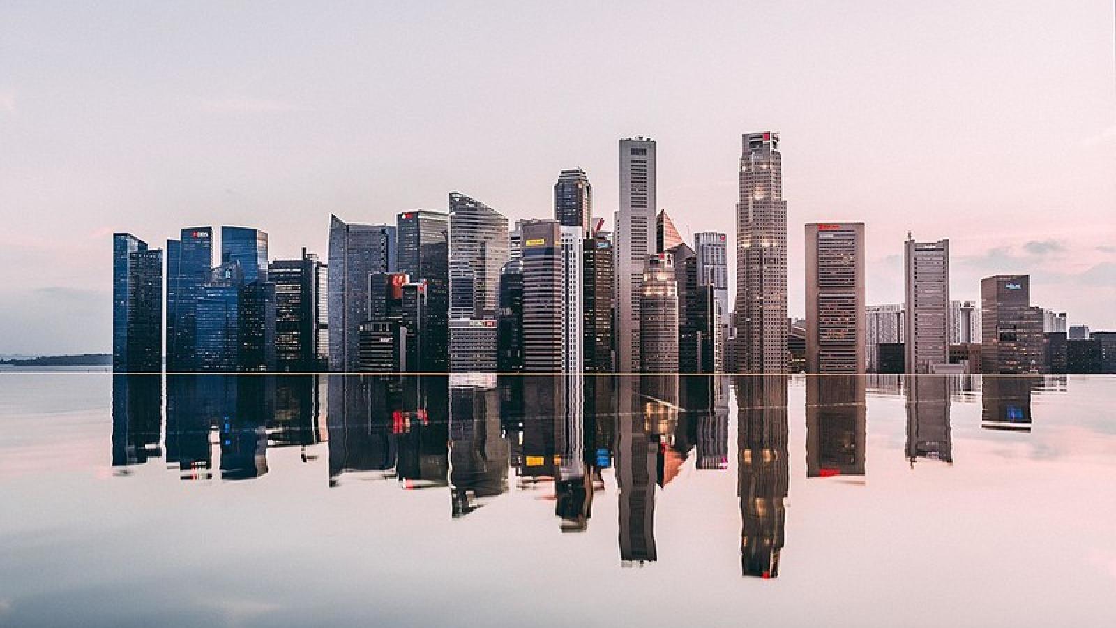 Kinh tế Singapore lao dốc do ảnh hưởng từ dịch Covid-19
