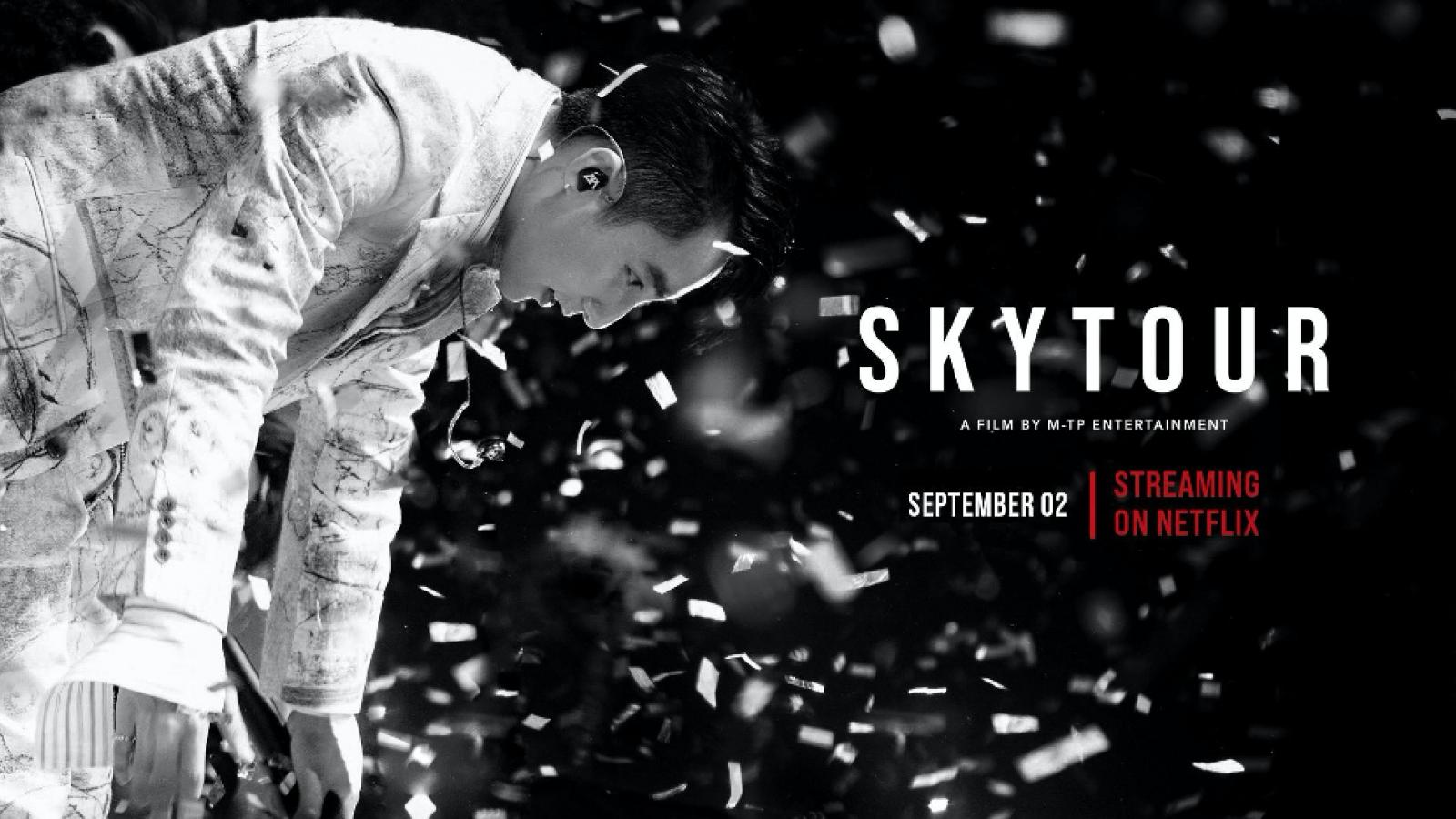 """Netflix chính thức phát hành """"Sky Tour Movie"""" của Sơn Tùng M-TP trên toàn cầu"""