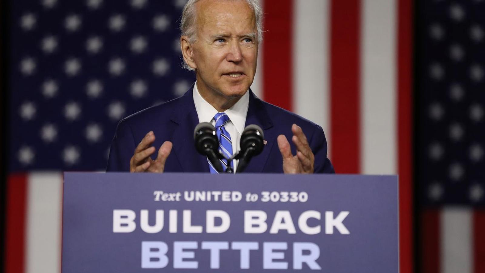 Chính sách của Biden với Trung Quốc: Đảo ngược hay kế thừa di sản của Trump?
