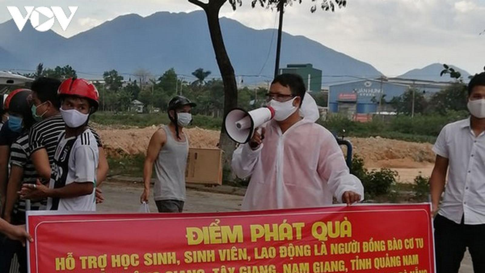 Đà Nẵng: Hơn 15.000 lao động tự do mắc kẹt giữa tâm dịch
