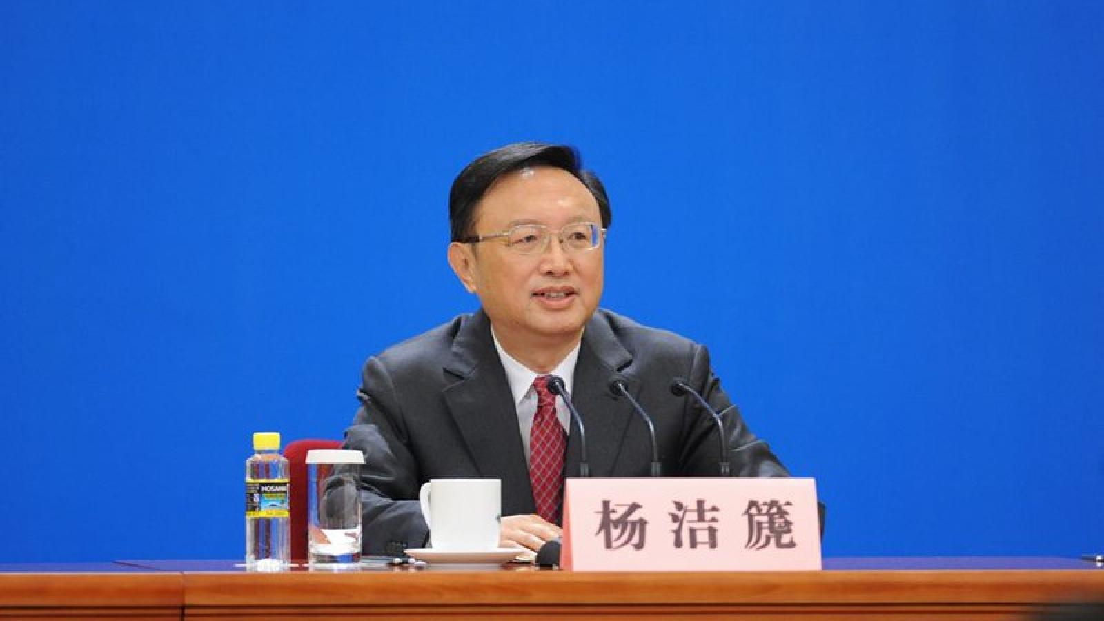 Quan chức Trung Quốc thăm Hàn Quốc bàn về chuyến thăm của ông Tập Cận Bình