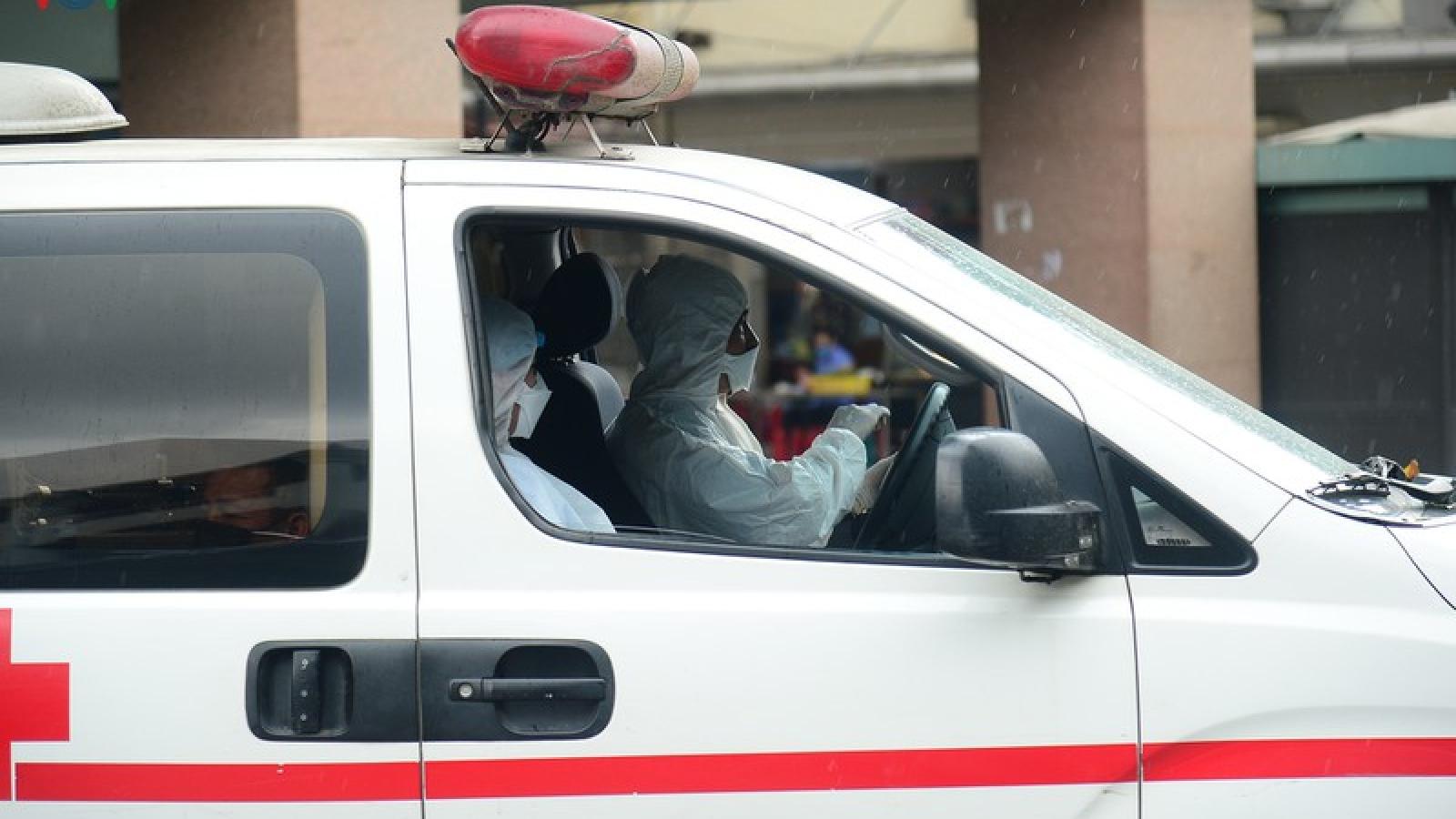 Bệnh nhân Covid-19 thứ 18 tử vong là nữ, 52 tuổi tại Đà Nẵng