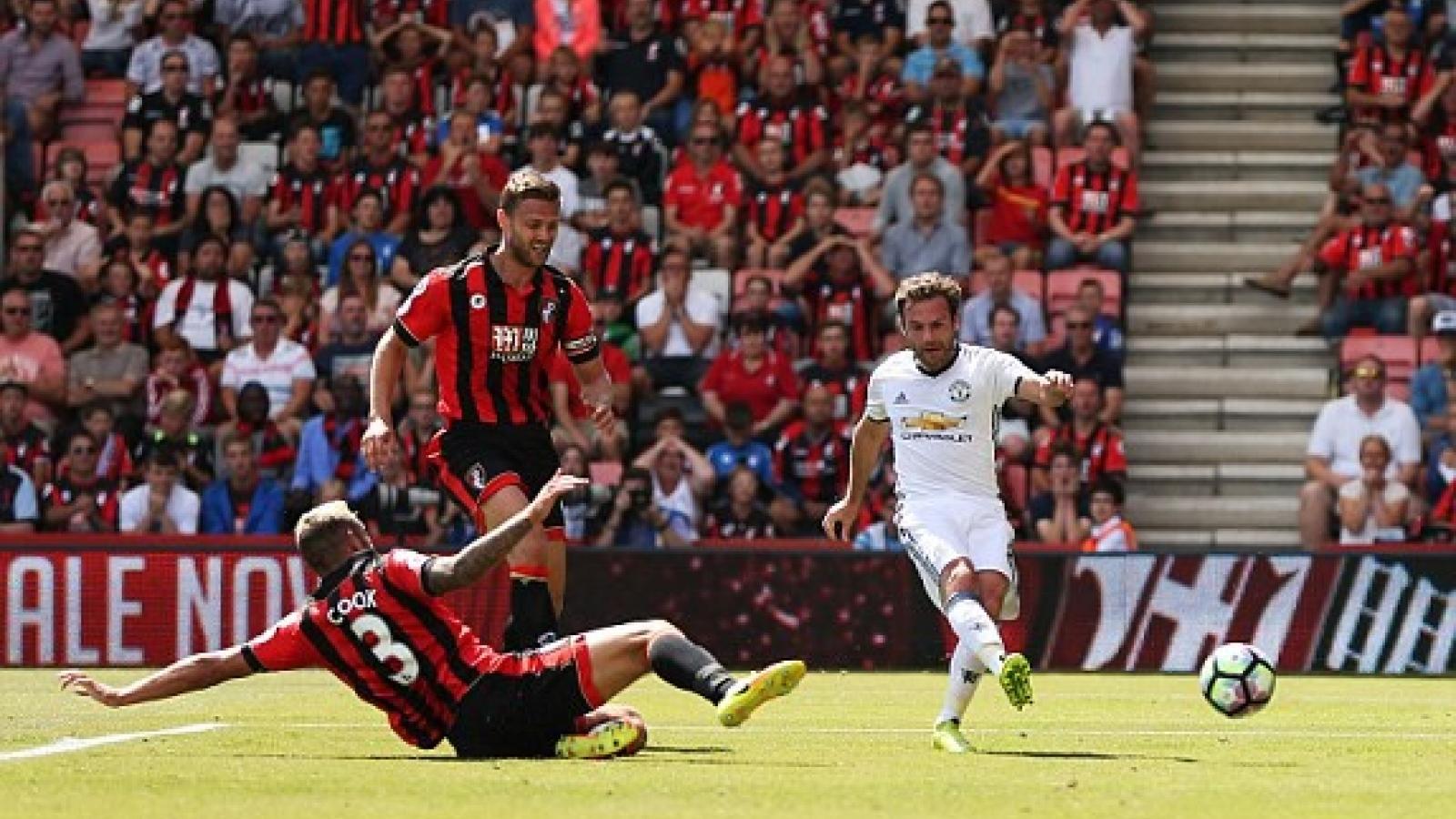 Ngày này năm xưa: MU thắng trận đầu tiên ở Ngoại hạng Anh cùng Mourinho