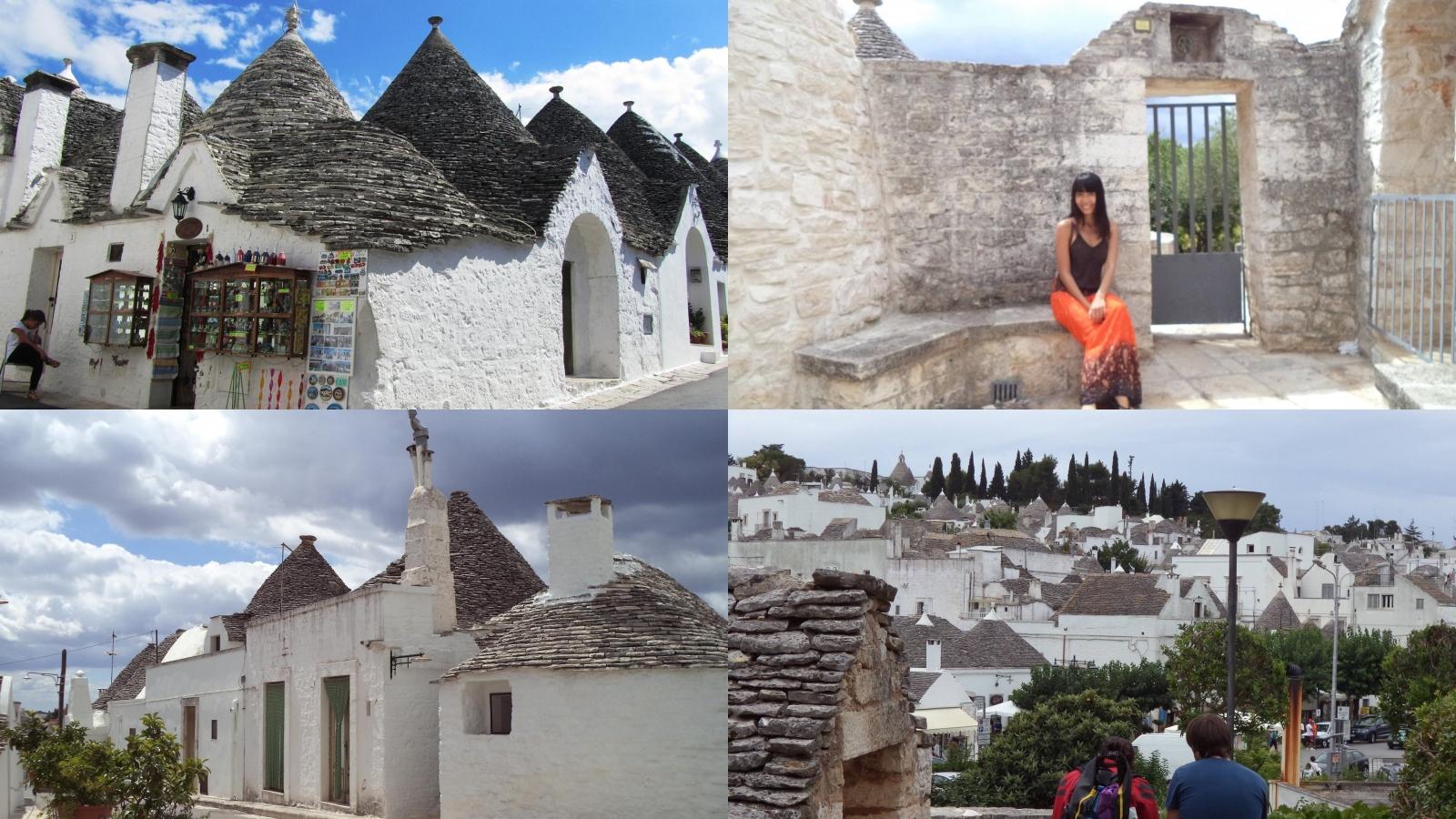 Lạc bước tới ngôi làng cổ tích ma thuật ở gót giày nước Ý