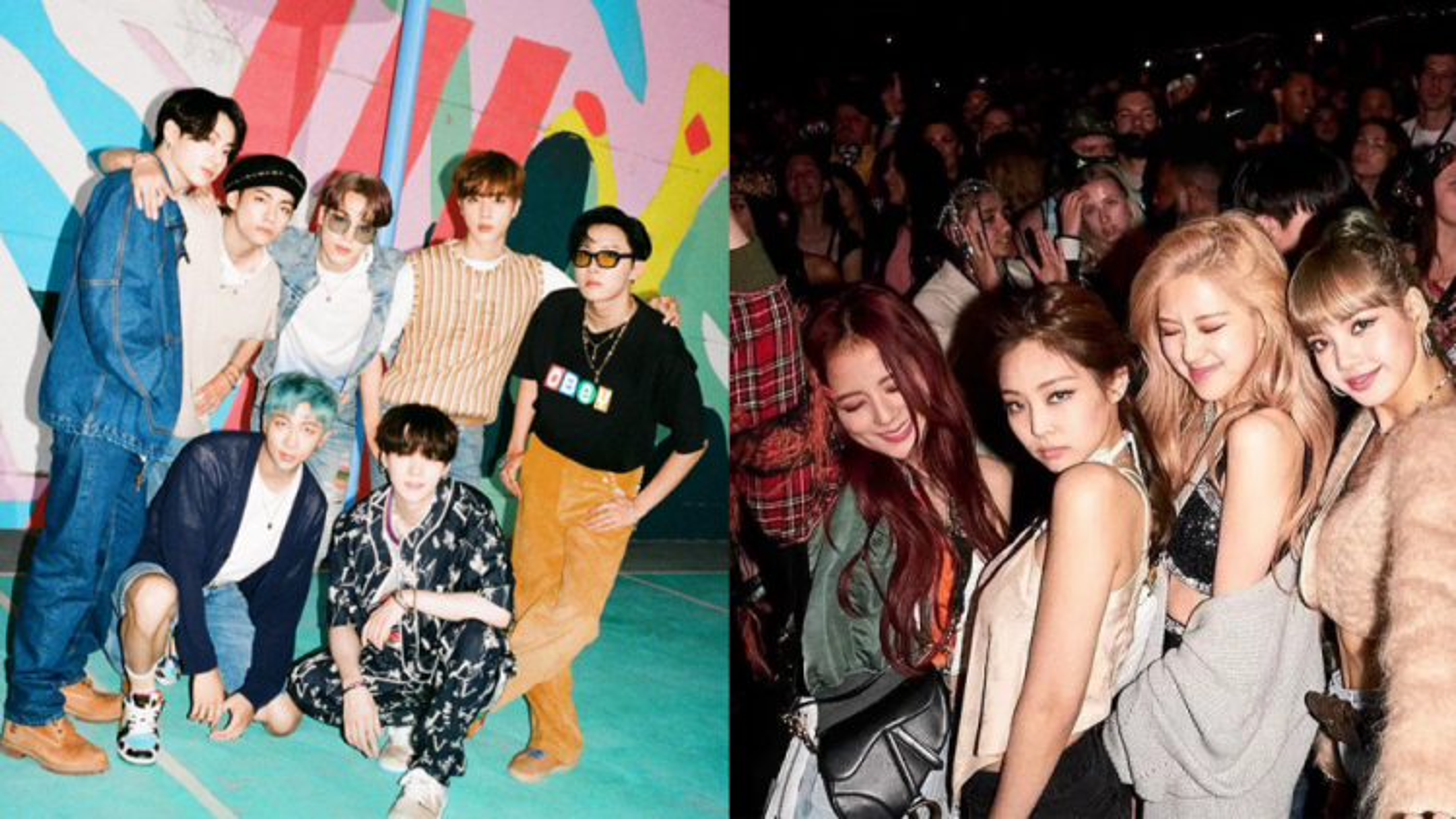 Top 10 nhóm nhạc Kpop sở hữu số lượt xem nhiều nhất trên Youtube 2020