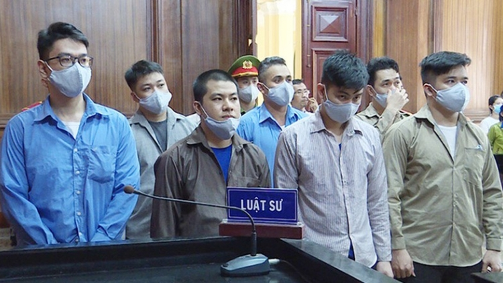 Ba án tử hình cho các đối tượng trong đường dây mua bán 11kg thuốc lắc