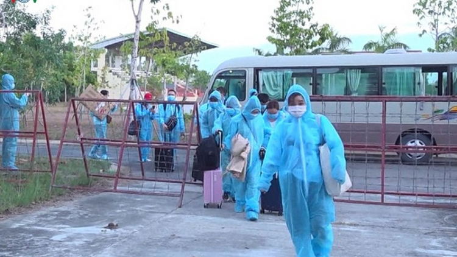 Bộ Quốc phòng hỗ trợ TP Đà Nẵng xét nghiệm virus SASR-CoV-2