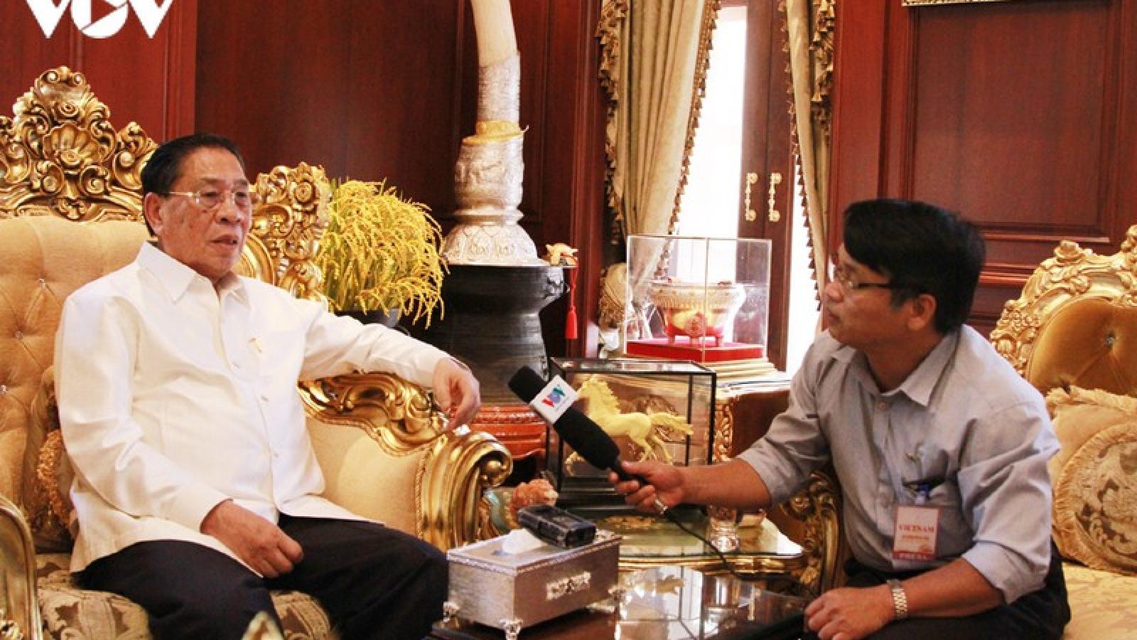 Nguyên Tổng Bí thư, Chủ tịch nước Lào Choummaly Sayasone nói về Tổng Bí thư Lê Khả Phiêu