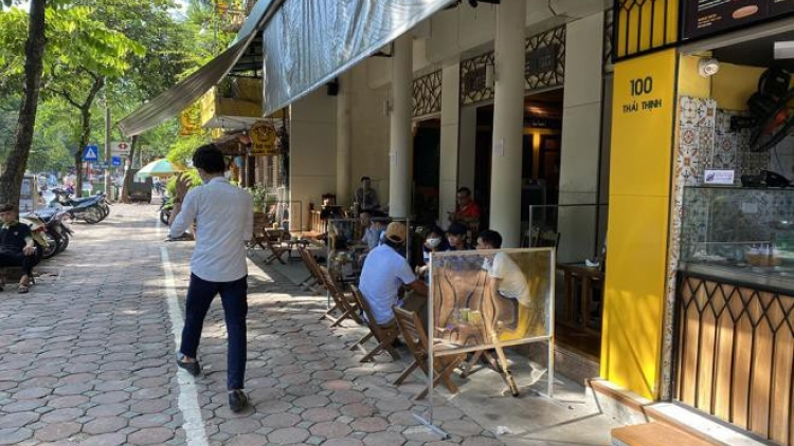 Cách kinh doanh độc đào của quán cà phê trong mùa dịch