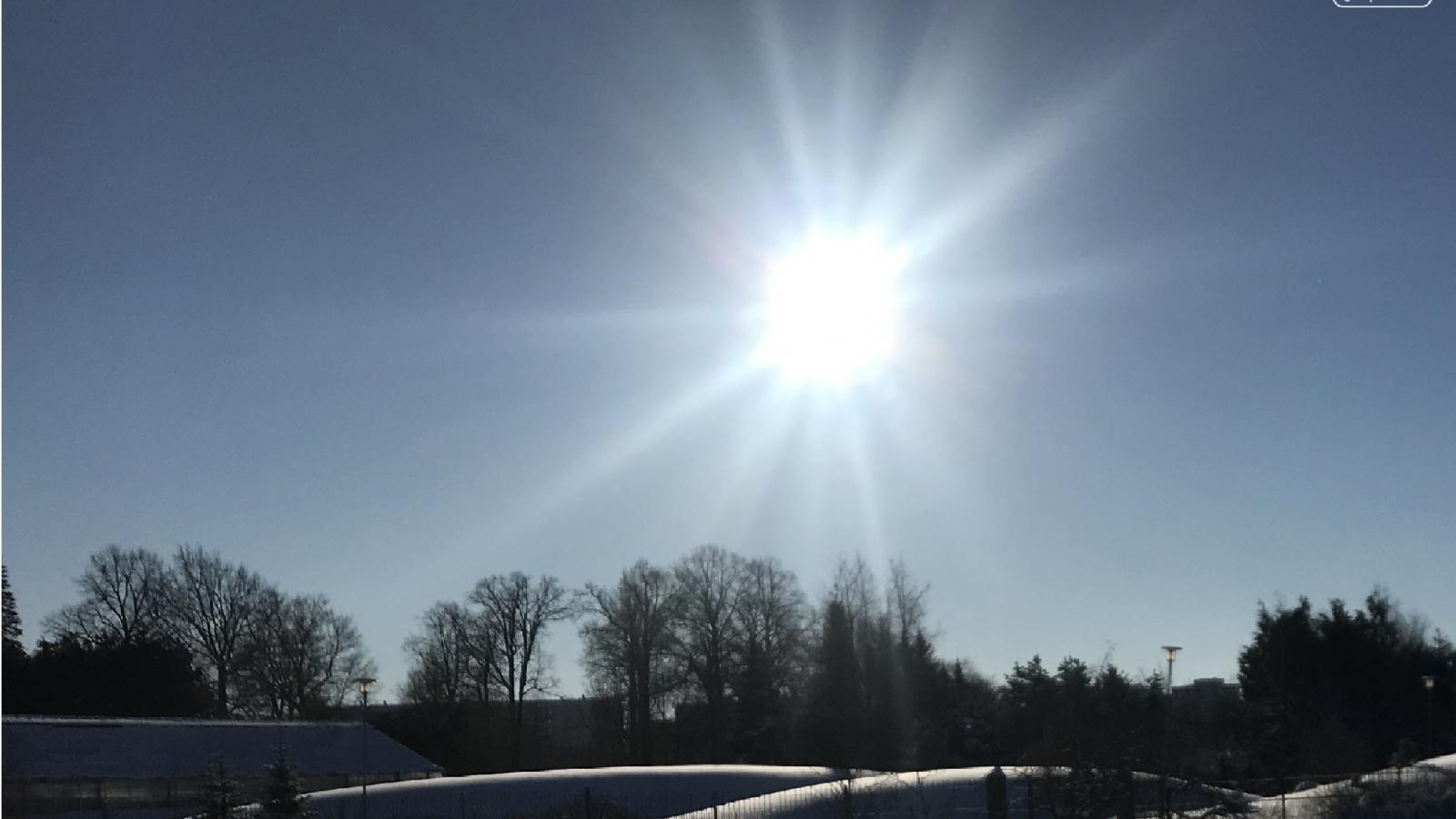 Tia UV nguy cơ gây hại cao sẽ có ở khắp các tỉnh trong 3 ngày tới