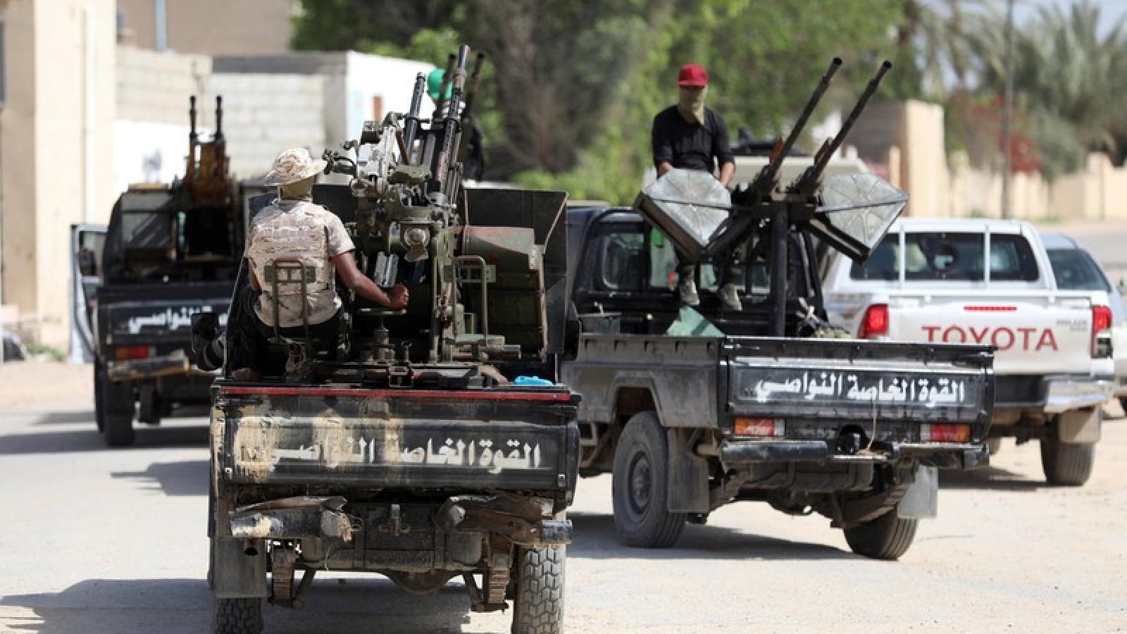 Bàn cờ Libya và phép thử đối với NATO