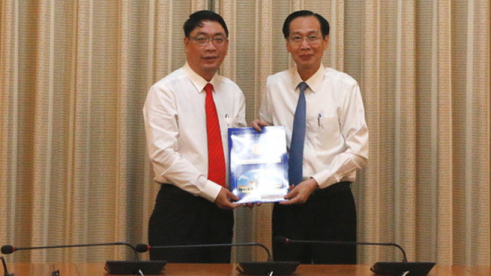 Ông Đinh Minh Hiệp giữ chức GĐ Sở Nông nghiệp và phát triển nông thôn TP.HCM