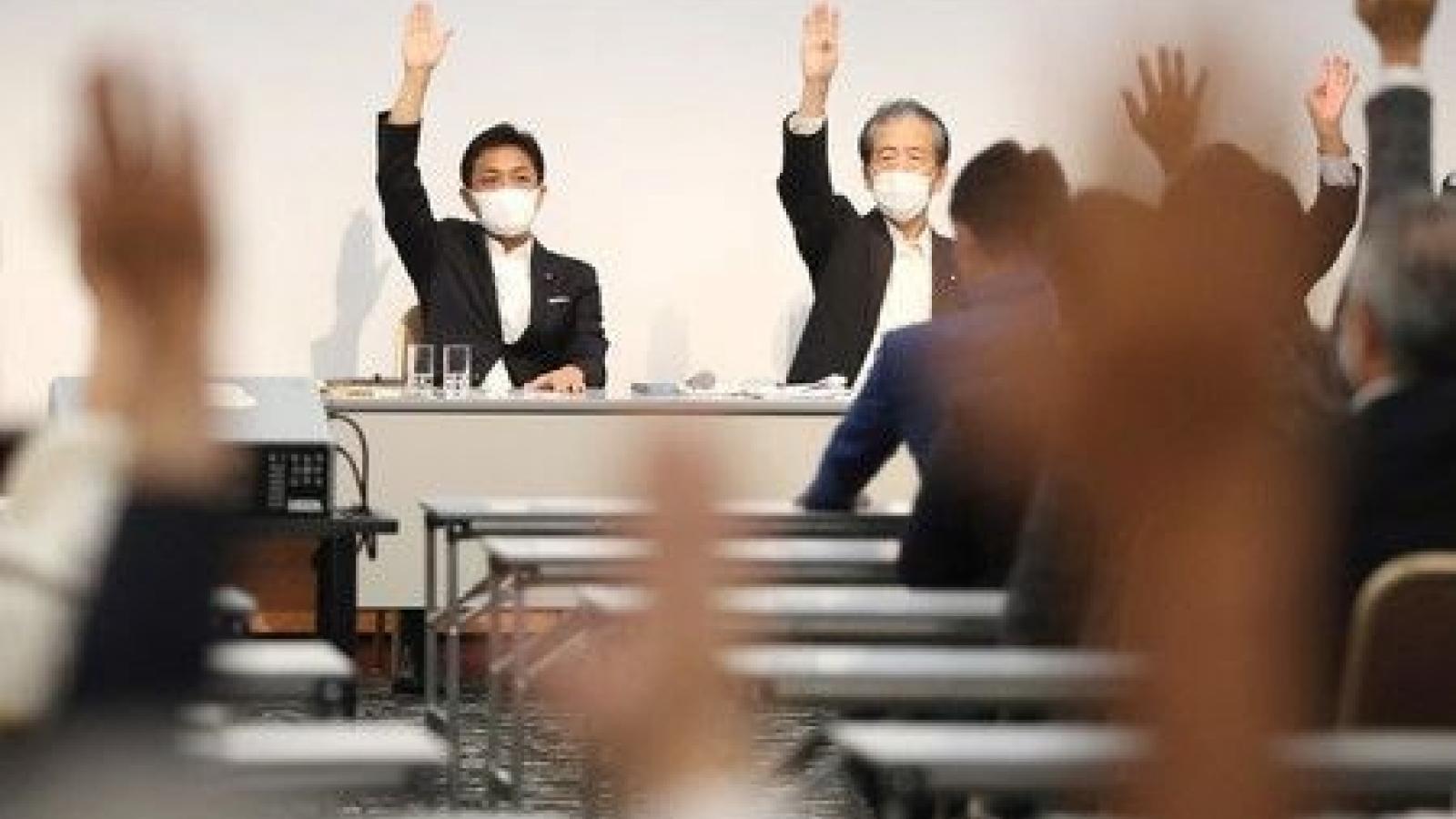 Hai đảng đối lập lớn nhất Nhật Bản hợp nhất, thành lập đảng mới