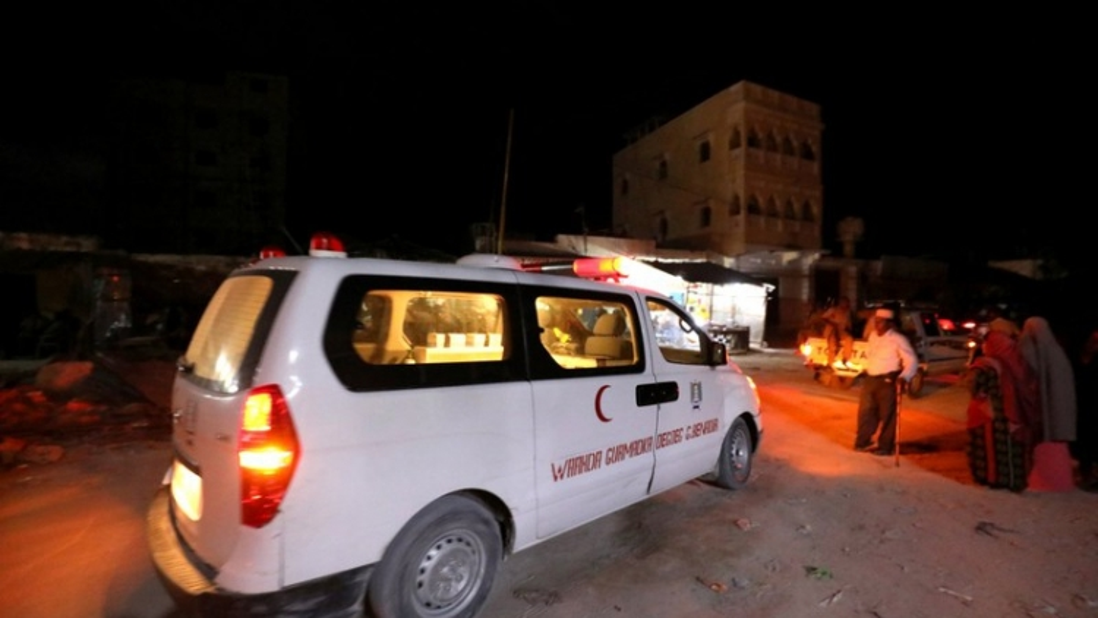 Tấn công khách sạn ở Somalia làm ít nhất 7 người thiệt mạng