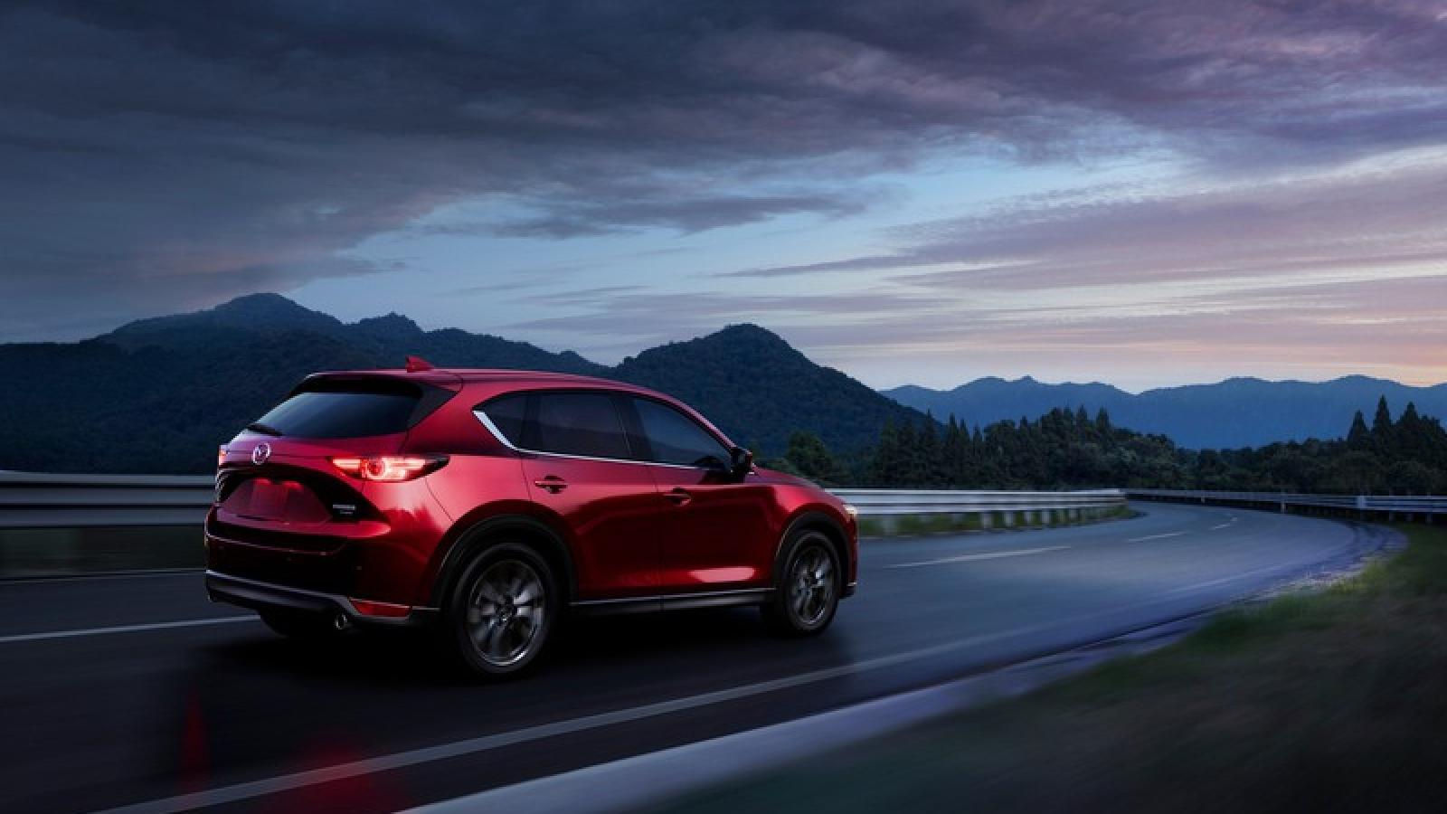 Mazda CX-5 2021 thay đổi, nâng cấp những gì?