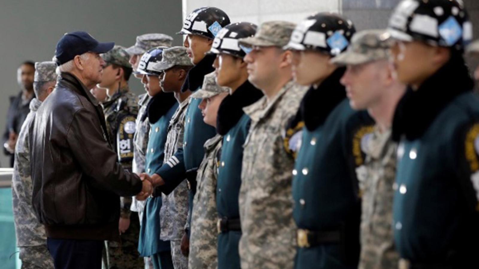 """Chính sách của Biden với Triều Tiên: Sự trở lại """"chiến thuật kiên nhẫn"""""""