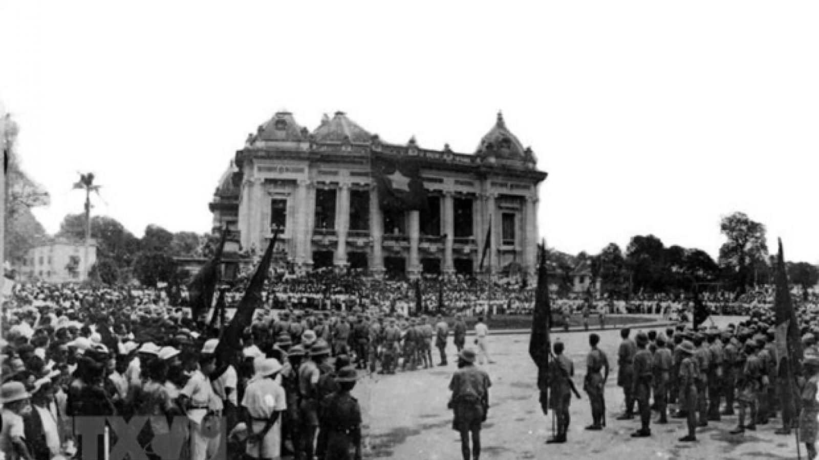 Báo chí Algeria ca ngợi ý nghĩa lịch sử của Cách mạng tháng Tám 1945