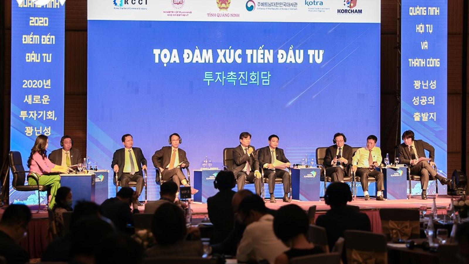 50 CEO tập đoàn của Hàn Quốc tìm hiểu đầu tư vào Quảng Ninh