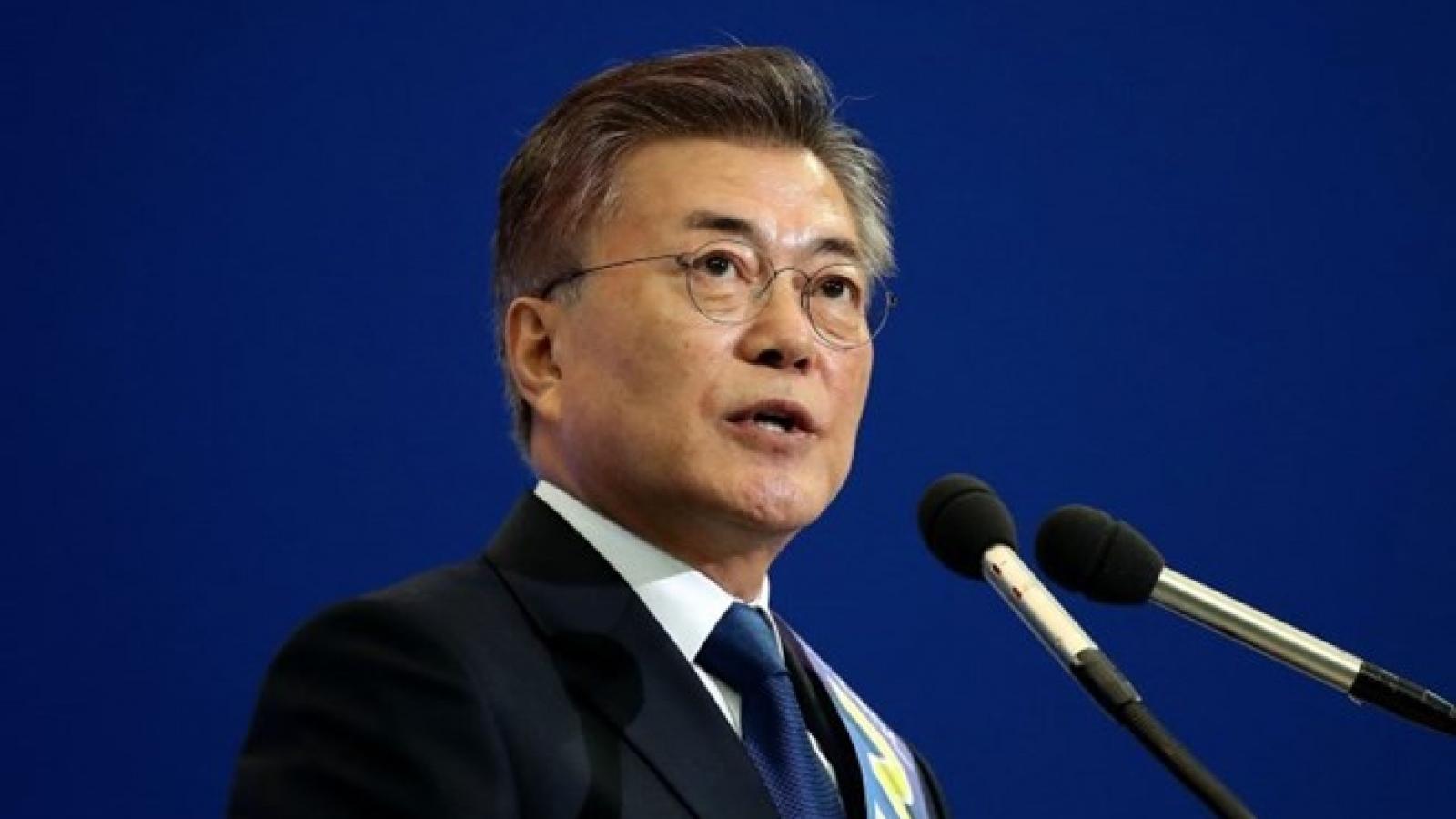 """Hàn Quốc nêu nguyên tắc quan trọng nhất giải quyết vấn đề """"phụ nữ mua vui"""""""