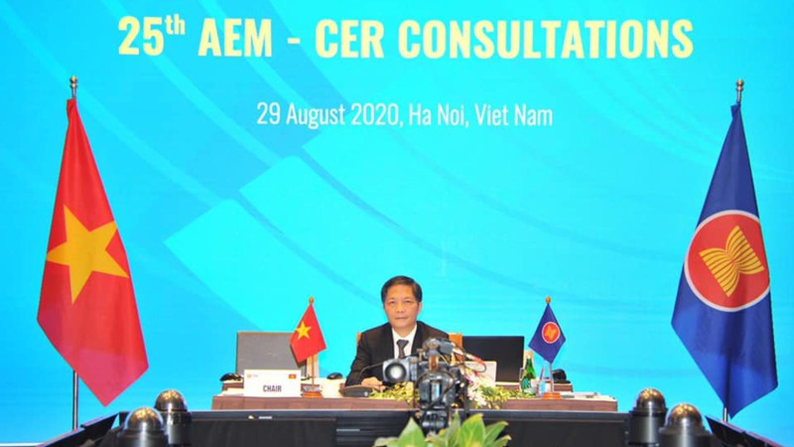 Giao dịch thương mại giữa ASEAN và Australia đạt 87,8 tỷ USD năm 2019