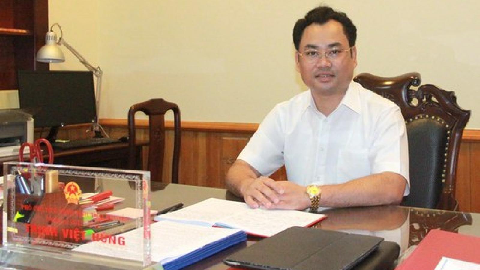 Phó Chủ tịch Thường trực UBND tỉnh được bầu giữ chức Phó Bí thư Tỉnh ủy